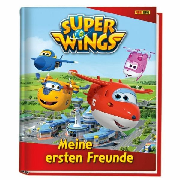 Super Wings Buch