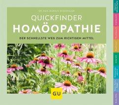 Quickfinder Homöopathie - Wiesenauer, Markus