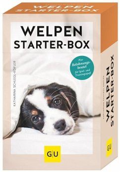 Welpen-Starter-Box - Schlegl-Kofler, Katharina