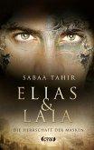 Die Herrschaft der Masken / Elias & Laia Bd.1 (Mängelexemplar)
