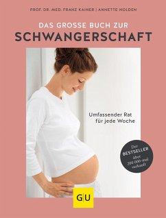 Das große Buch zur Schwangerschaft - Kainer, Franz; Nolden, Annette