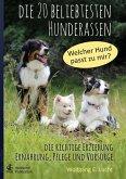 Die 20 beliebtesten Hunderassen (eBook, ePUB)