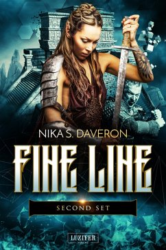FINE LINE - SECOND SET (eBook, ePUB) - Daveron, Nika S.