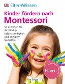 Kinder fördern nach Montessori (Mängelexemplar)