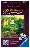 Ravensburger 26974 -Alea, Die Burgen von Burgund, Würfelspiel, Strategiespiel