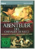 Die Abenteuer des Chevalier de Recci - Die komplette Serie (2 Discs)