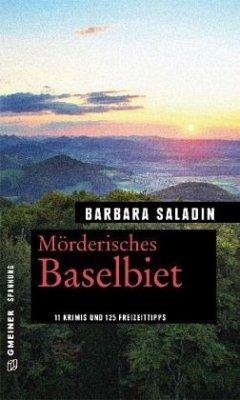 Mörderisches Baselbiet - Saladin, Barbara