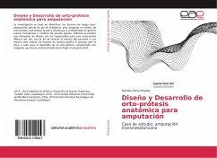 Diseño y Desarrollo de orto-prótesis anatómica para amputación