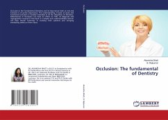 Occlusion: The fundamental of Dentistry