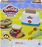 Hasbro E1936EU4 - Play-Doh Toaster, Knete