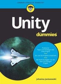Unity für Dummies - Janiszewski, Johanna