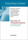 Spectra of Transformation