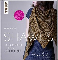 Shawls - Berg, Melanie