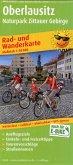 PUBLICPRESS Rad- und Wanderkarte Oberlausitz, Naturpark Zittauer Gebirge