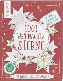 1001 Weihnachtssterne (kreativ.kompakt) - Meißner, Dominik