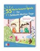 55 Gute-Laune-Spiele für Schlecht-Wetter-Tage