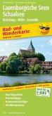 PUBPUBLICPRESS Rad- und Wanderkarte Lauenburgische Seen - Schaalsee