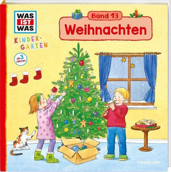 Kindergarten Weihnachten.Was Ist Was Kindergarten Band 13 Weihnachten