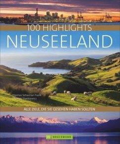 100 Highlights Neuseeland - Frank, Thomas S.; Stankiewicz, Thomas