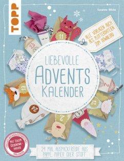 Liebevolle Adventskalender (kreativ.kompakt) - Wicke, Susanne