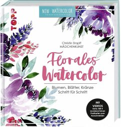 Florales Watercolor - Stapff, Christin