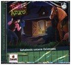 Kati & Azuro - Geheimnis unterm Eulennest, 1 Audio-CD