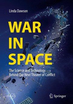 War in Space - Dawson, Linda