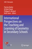 International Perspectives on the Teaching and Learning of Geometry in Secondary Schools (eBook, PDF)