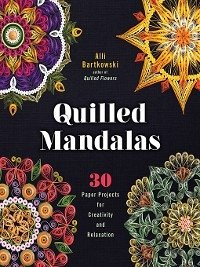 Quilled Mandalas (eBook, ePUB)