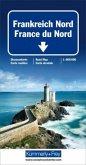 Kümmerly & Frey Karte Frankreich Nord / France du Nord