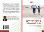 Rapport diagnostique de l'Agence Évangélique de Développement du Mali