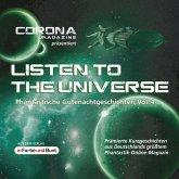 Listen to the Universe - Phantastische Gutenachtgeschichten, Vol. 4 (MP3-Download)