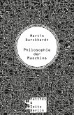 Philosophie der Maschine (eBook, ePUB)