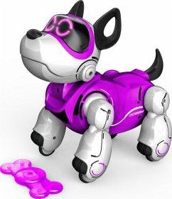 Silverlit Pupbo Dog pink interaktiver Haustier ...