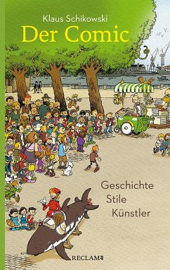 Der Comic - Schikowski, Klaus