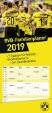 Borussia Dortmund Familienplaner - Kalender 2019