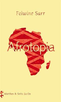 Afrotopia - Sarr, Felwine