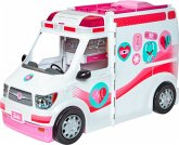 Barbie 2-in-1 Krankenwagen Spielset