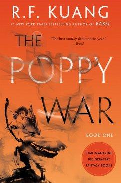 The Poppy War (eBook, ePUB) - Kuang, R. F.