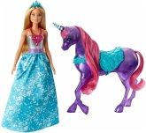 Barbie Dreamtopia Puppe & Einhorn