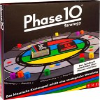 Phase 10 Strategy Brettspiel (Spiel)