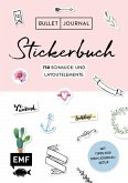 Bullet Journal - Stickerbuch: Band 1: 900 Schmuck- und Layoutelemente