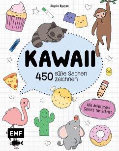 Kawaii - 450 süße Sachen zeichnen - Nguyen, Angela