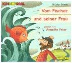 Vom Fischer und seiner Frau, 1 Audio-CD