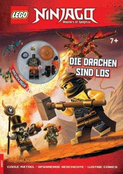 LEGO® NINJAGO® - Die Drachen sind los
