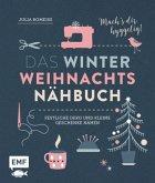 Das Winter-Weihnachts-Nähbuch