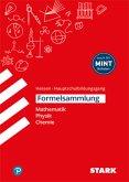 Formelsammlung - Hauptschule Hessen - Mathematik, Physik, Chemie
