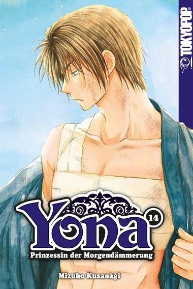Buch-Reihe Yona - Prinzessin der Morgendämmerung