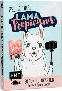 Selfie Time! Lama Tropicana