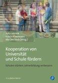 Kooperation von Universität und Schule fördern